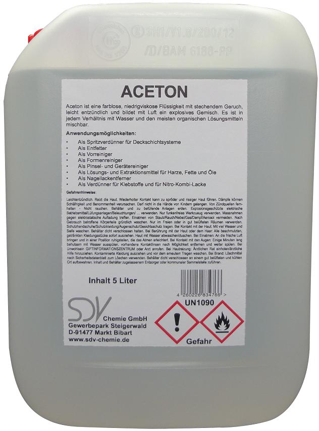 aceton 5 liter rein 99 5 verd nnung reiniger entfetter l sungsmittel azeton 5l 4260226834742 ebay. Black Bedroom Furniture Sets. Home Design Ideas
